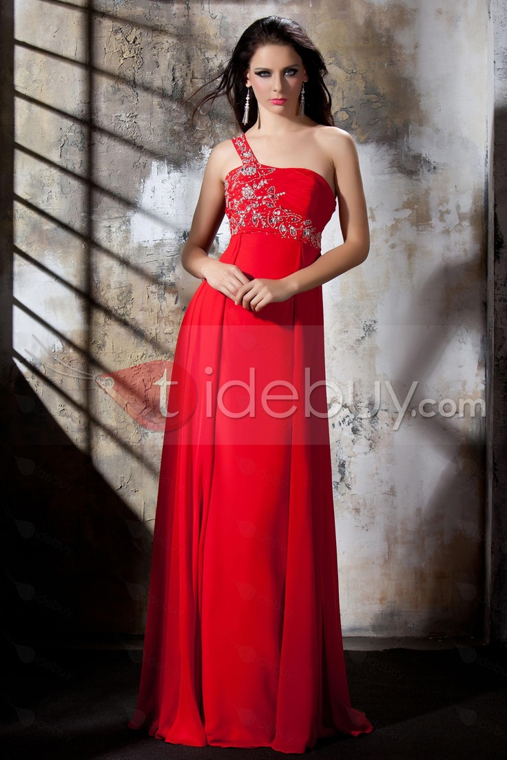 glamorous strapless prom dress by flirt p1445