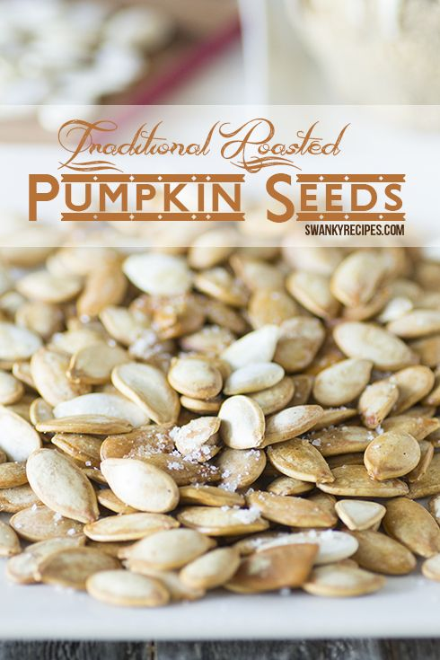 Traditional Roasted Pumpkin Seeds + 10 Pumpkin Seed Recipes all in one spot