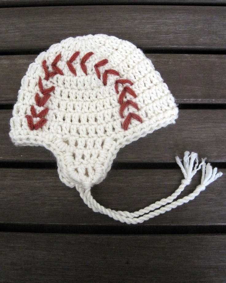 126 best crochet sports baseball hats etc images on