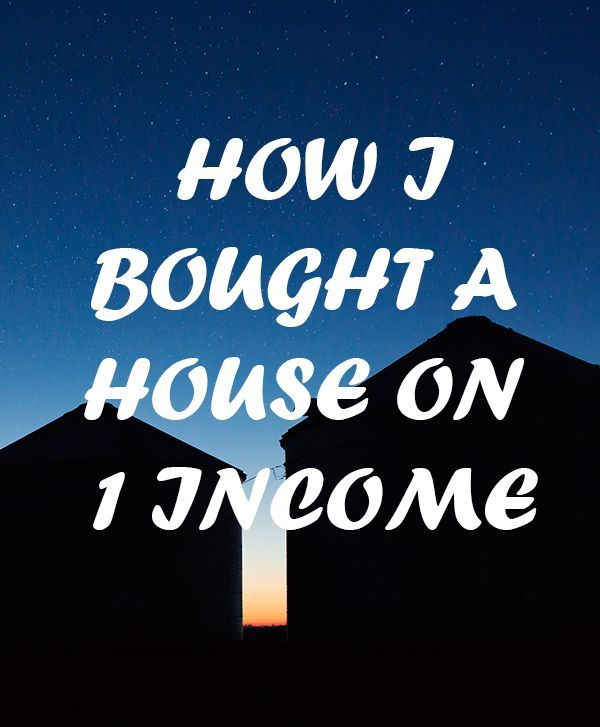 In 2016 I bought a house in Auckland on a single income - something I never thought I'd pull off