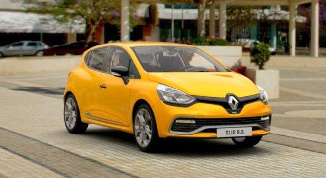 Spesifikasi Renault Clio R.S 200 Terbaru #info #bosmobil
