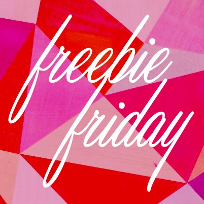 Free Stuff Friday! Get your hands on samples, free consultations, discounts and sales just for you.