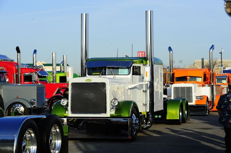 Custom Big Trucks | See customizing professionals and hobbyists battle it out to see WHO ...