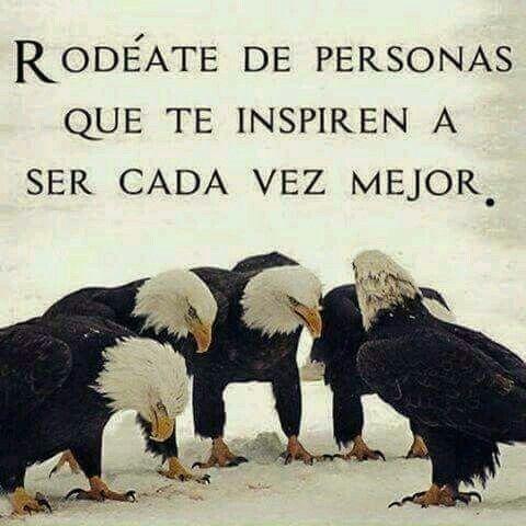 》Rodeate de personas que te inspiren :) | ~ Reflexiones ...
