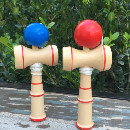 Mini Kendama Toy $3.99 Best Pricing! - http://www.pinchingyourpennies.com/mini-kendama-toy-3-99-best-pricing/ #Kendama