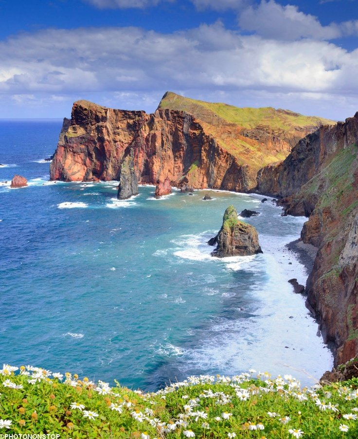 Madère, le jardin de l'Atlantique - de Machico à la Ponta de São Lourenço (Madeira)