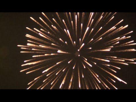 EXTREM Feuerwerk Silvester 2013 - YouTube