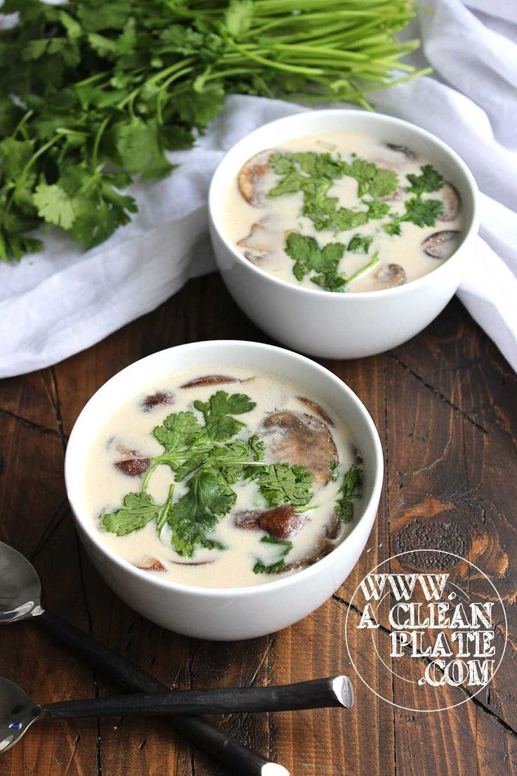 This is my all-time favorite soup. I don't like the taste of coconut, personally, but it adds a little something that pairs very well with mushrooms. This is definitely the soup I'd serve to anyone that doesn't think much of coconut, mushrooms, or broccoli to change their mind! Mushrooms are one of the foods naturally …