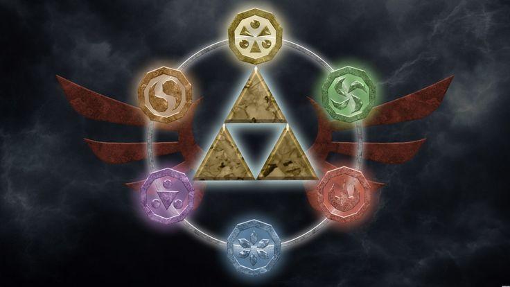 The Legend Of Zelda HD Wallpapers Backgrounds Wallpaper
