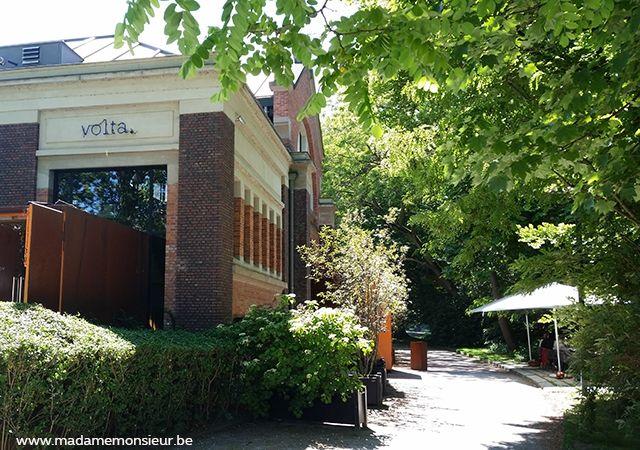 Volta restaurant, gand, resto, restaurant, gastro, gastronomie, chef, gent, flandre