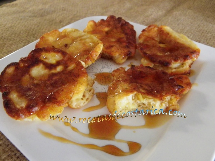 Cocina Costarricense: buñuelos de queso y miel