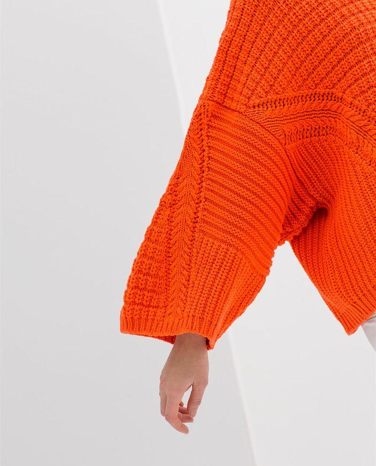 ZARA - 여성 - 니트장식 스웨터