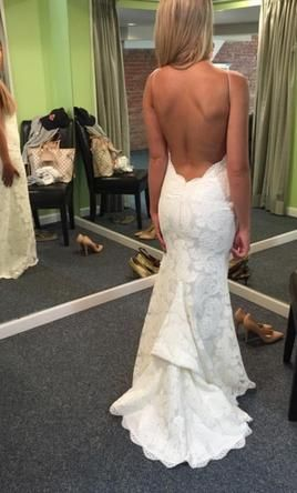 Katie May Poipu 6: buy this dress for a fraction of the salon price on PreOwnedWeddingDresses.com