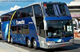DD Viação Cometa - Marcopolo - Quase todos já vendidos.