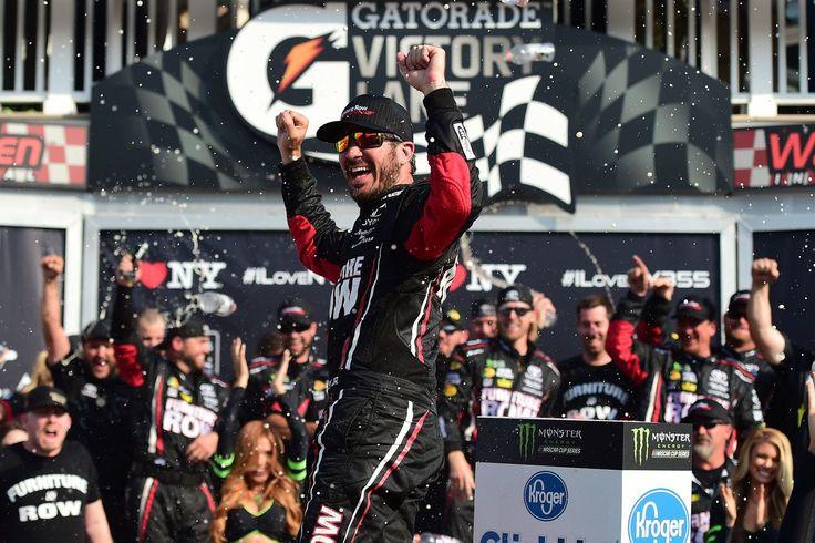 NASCAR Watkins Glen 2017 resultados: Martin Truex Jr gana me Encanta Nueva York 355 en El Glen