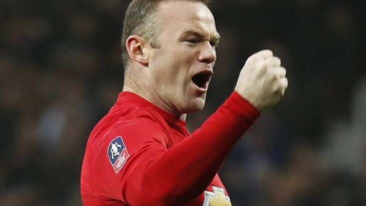 Wayne Rooney: Man Utd captain honoured to match Sir Bobby Charlton goals record    Wayne Rooney targets home games against Hull and Liverpool after matching Sir Bobby's Charlton's Manchester United scoring record.   http://www.bbc.co.uk/sport/football/38543968