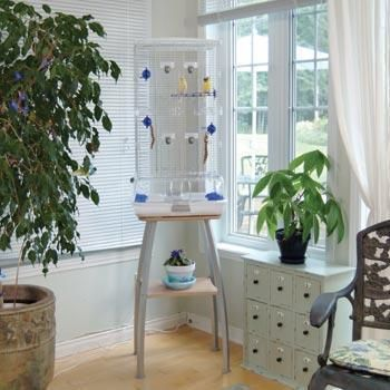 Hagen Vision Bird Cage & Stand for Canaries at PETCO - large - tall - $199.99