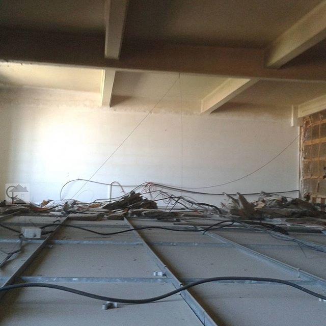 1000 id es sur le th me plaque plafond sur pinterest hauteur et plaque - Depose plaque fibro ciment amiante ...