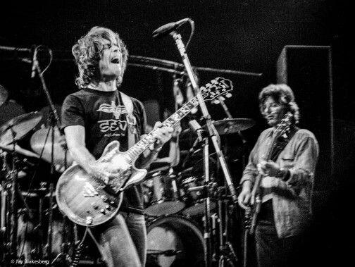 12/26/79 Grateful Dead Bob Weir and Phil Lesh