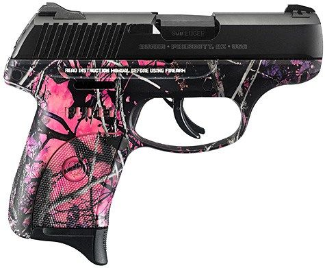 New Ruger LC9s 9mm Muddy Girl $419 - http://www.gungrove.com/new-ruger-lc9s-9mm-muddy-girl-419/