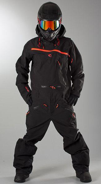 Rip Curl - Ultimate Gum Search Suit Overall Jet Black - Ridestore.de