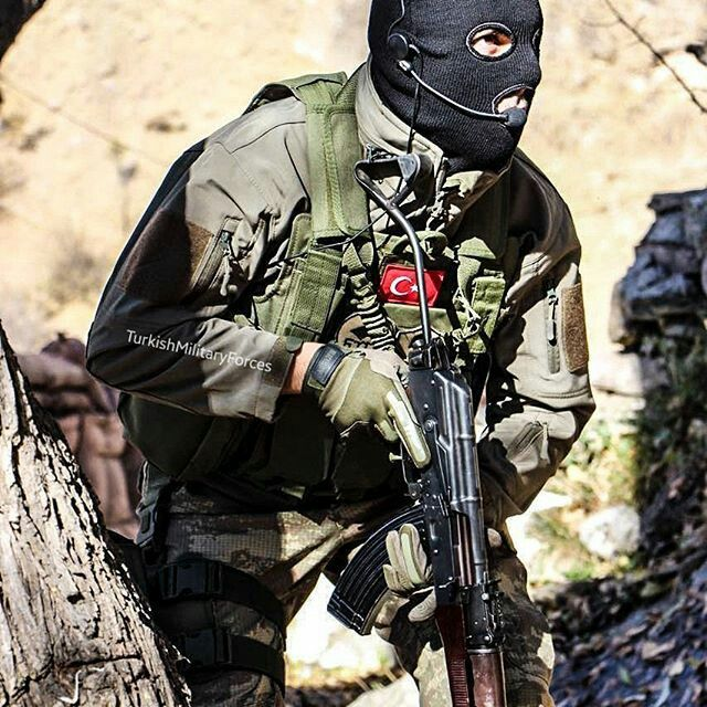 Turkey Special Operation Gendarme Commando -JÖH-