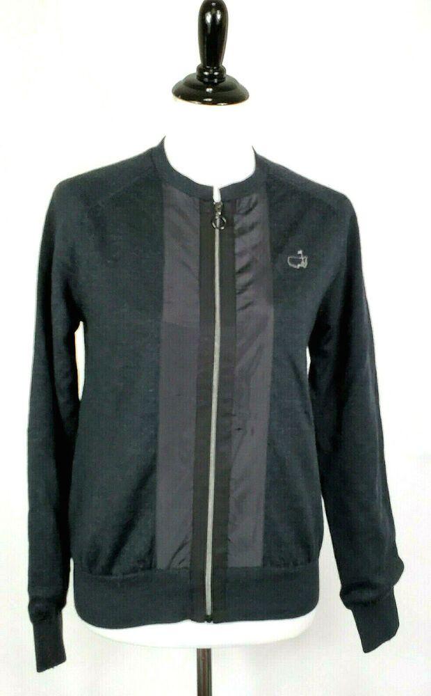 Pin By Mosun Enterprises On Women S Golf Apparel Cardigans For Women Zip Cardigan Sweaters For Women