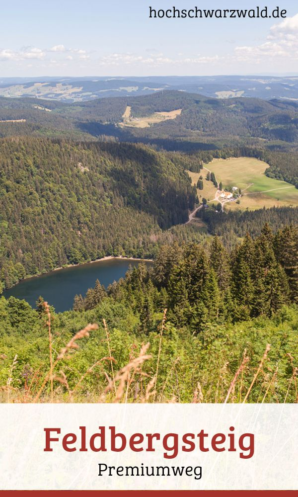 Feldbergsteig – Hochschwarzwald