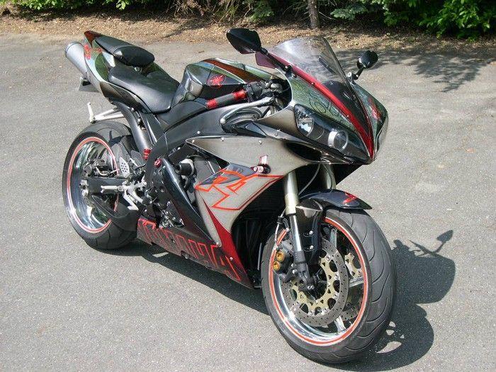 Yamaha 1000 R1 Full chrome