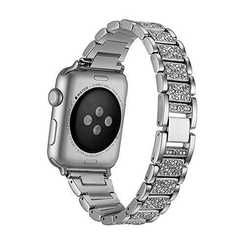 For Apple Watch Band 42mm Stainless Steel Replacement Strap iWatch All Model NEW #WatchBand