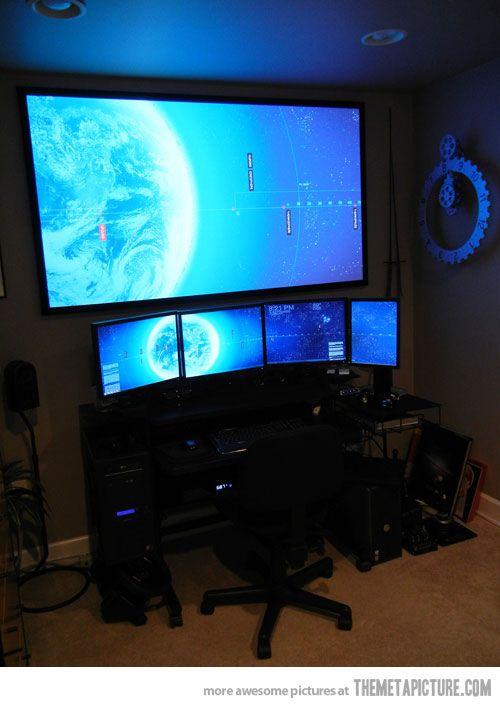 fancy plush design best computer desk for gaming. Amazing computer setup 165 best Computer Office Furniture and Sweet setups images on