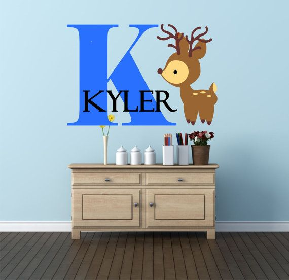 Best Boys Vinyl Wall Decal Images On Pinterest Vinyl Wall - Custom vinyl wall decals deer