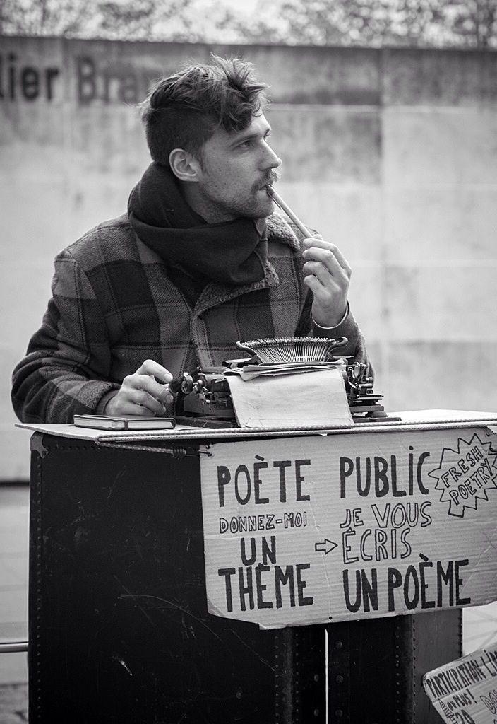 Le poete public