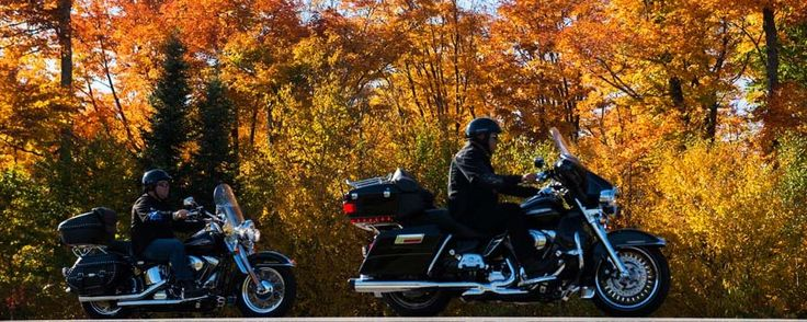 #RidetheHighlands is advising us to get together with friends and plan a tour for the most colourful time of the year.