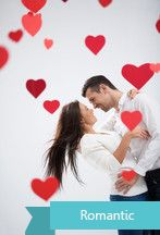 A la card Romantic