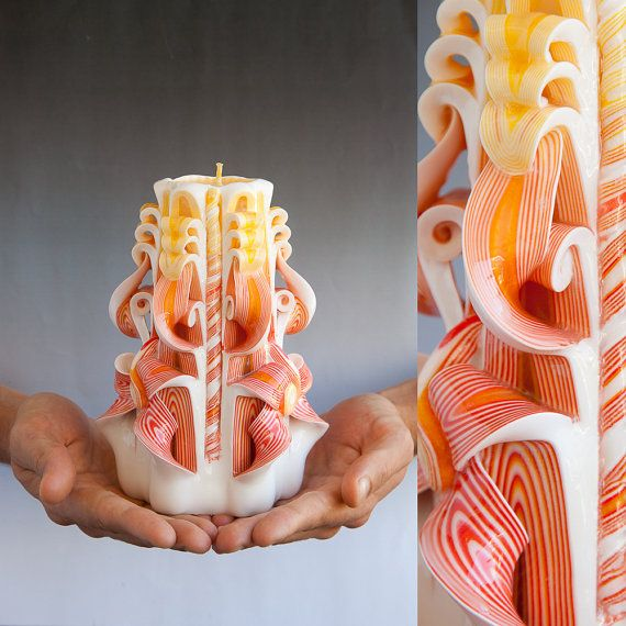 Images about carved candles on pinterest
