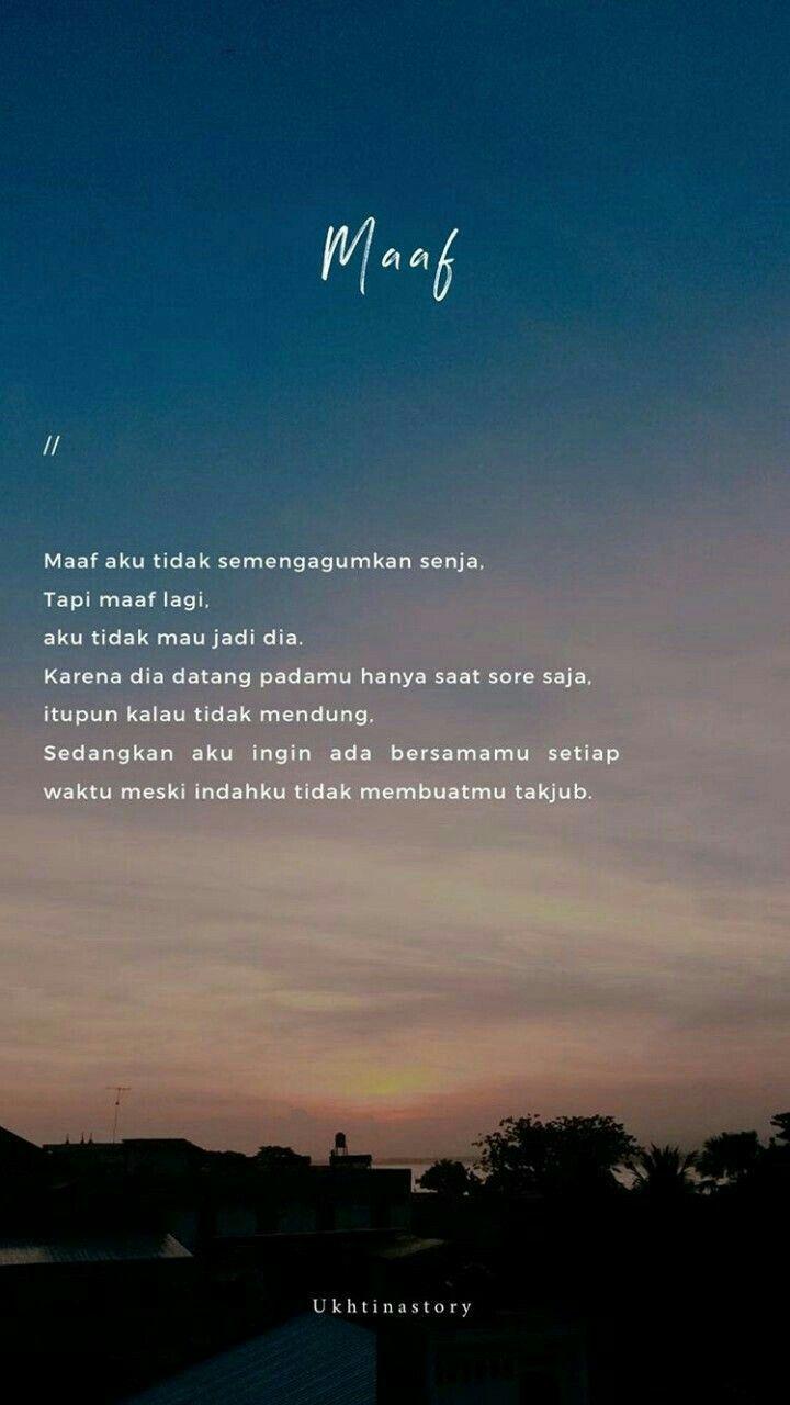 Pin Oleh Nasya Alifia Di Quotes Kata Kata Indah Kutipan Buku