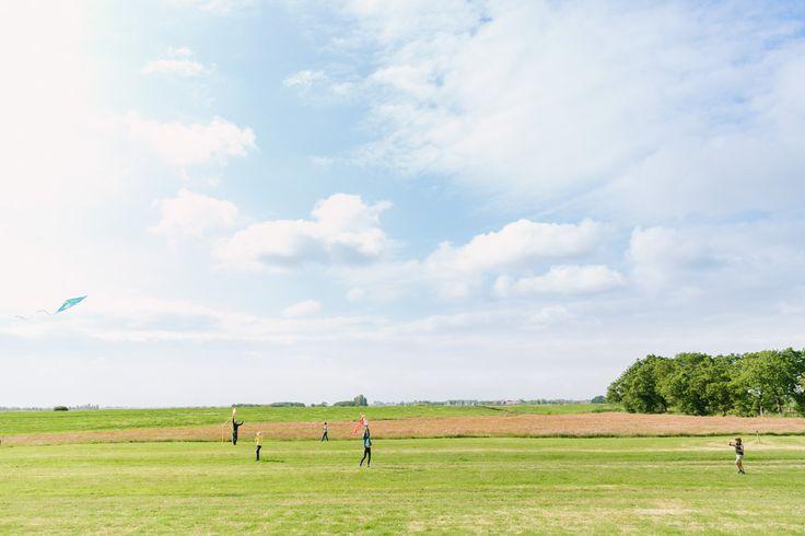view from the Flinkefarm, weiland om de boerderij heen. photocredits: Hans Mossel