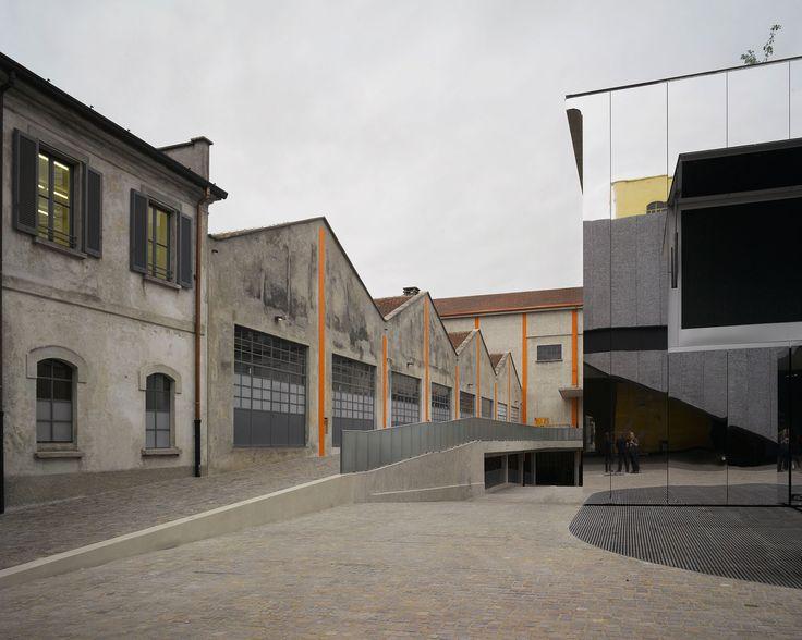 Fondazione Prada in Mailand