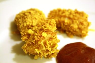 Low Calorie Chicken Nuggets - Kimberley K. Eggleston