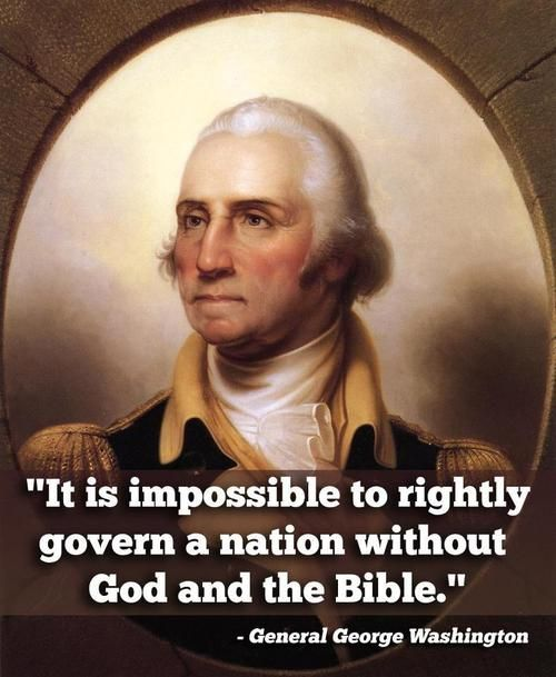 On wait this nation has freedom of religion and you have no right to govern it by the bible, only by the constitution