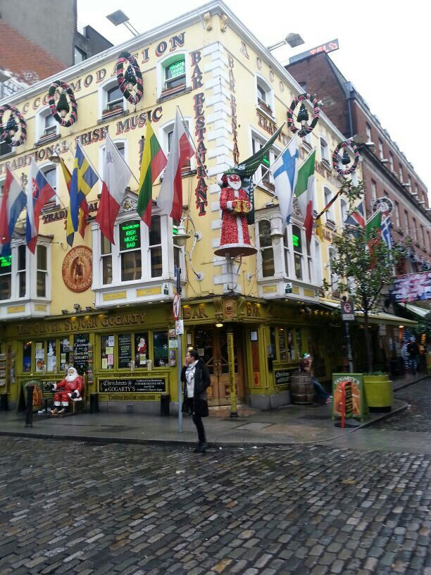 Gogartys, Temple Bar, Dublin
