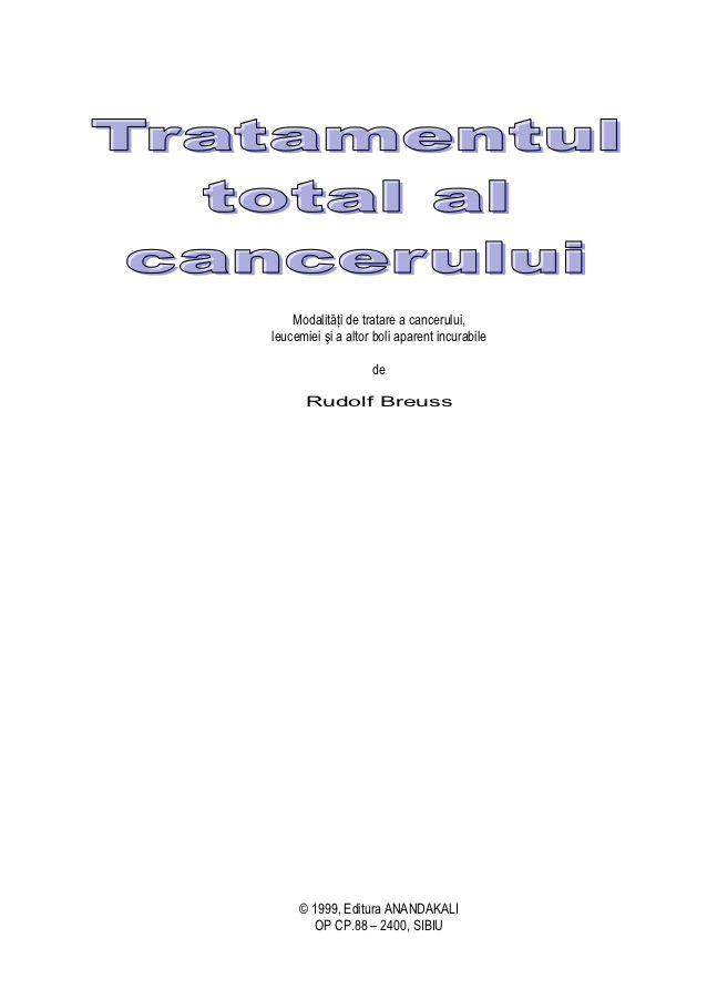 Rudolf breuss-tratamentul-total-al-cancerului