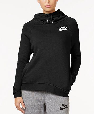 Nike Sportswear Rally Hoodie - Women's Brands - Women - Macy's