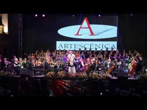 Concierto Plaza de Armas 2014 - YouTube