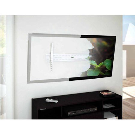 Sonax M-515-MPM Tilting Flat Panel White Wall Mount for 37 inch - 70 inch TVs