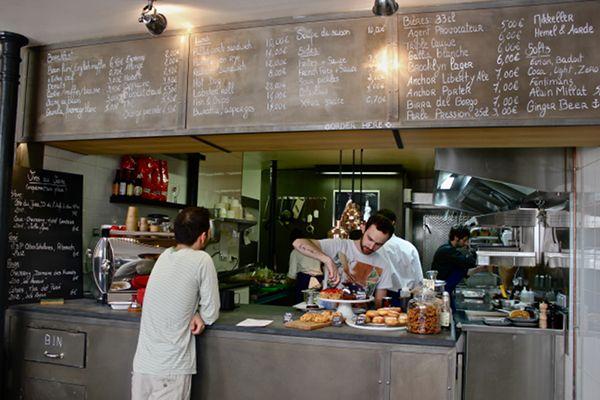 frenchie to go paris breakfast & pulled pork Frenchie to Go Open Tuesday to Saturday 8h til 16h 9 rue du Nil 75002 Paris Métro: Sentier, Réaumur Sébastopole