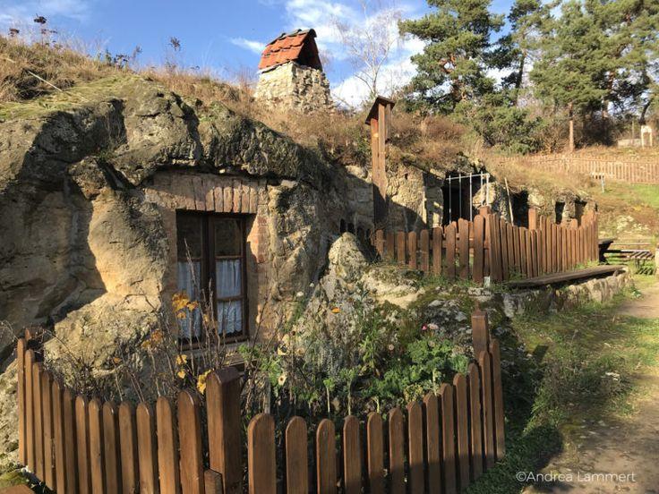 Höhlenwohnungen Langenstein: Bei den Hobbits im Harz