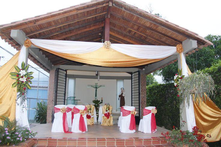 decoracion capillas e iglesias