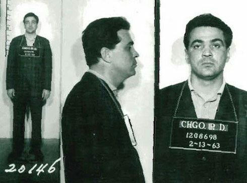 "Frank ""The German"" Schweihs. The most feared hitman in Chicago or anywhere. Most people don't know this, but Frank was an assassin for ALL kinds of ""groups"" and people. He did hits for people in high places and NOT JUST mobsters!"